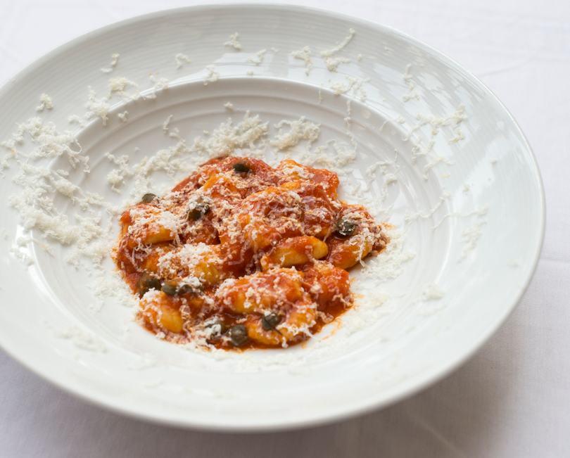 Upscale Italian at Il Palio in Chapel Hill