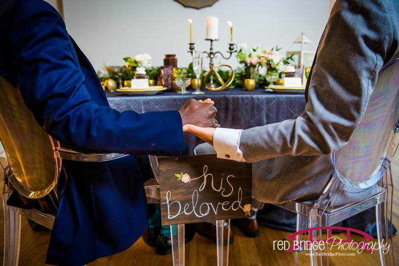 Gay wedding inspiration