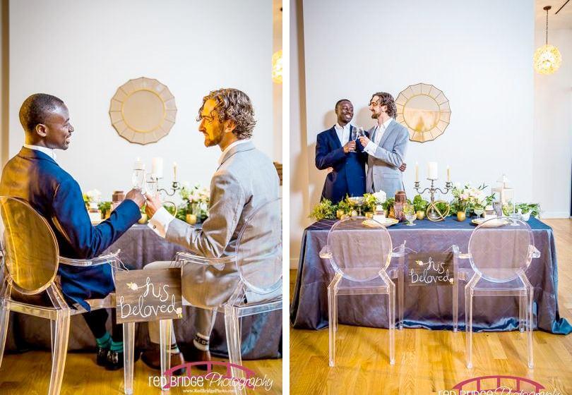 Gay weddings Raleigh