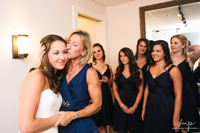 Mother of the bride photographs