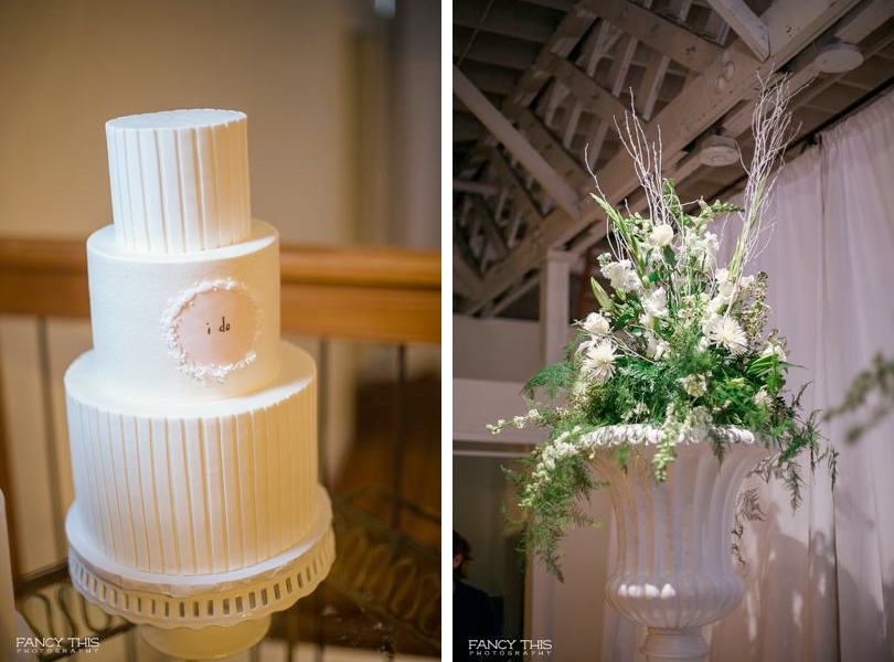 Wedding inspiration at The Stockroom Raleigh