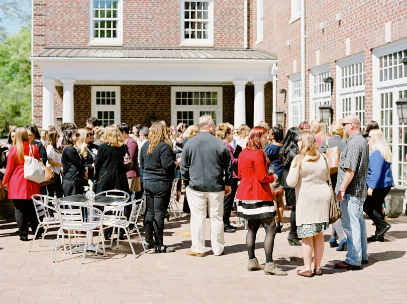 outdoor event space in North Carolina