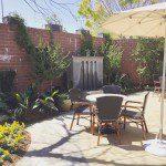 Weathervane restaurant patio
