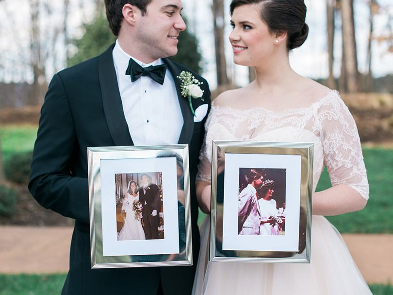 Ways to incorporate family in your wedding
