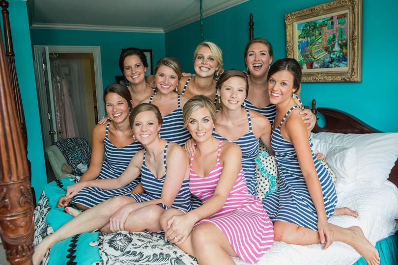 matching-bridesmaid-dresses