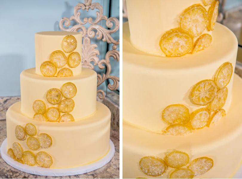 lemon-wedding-cake