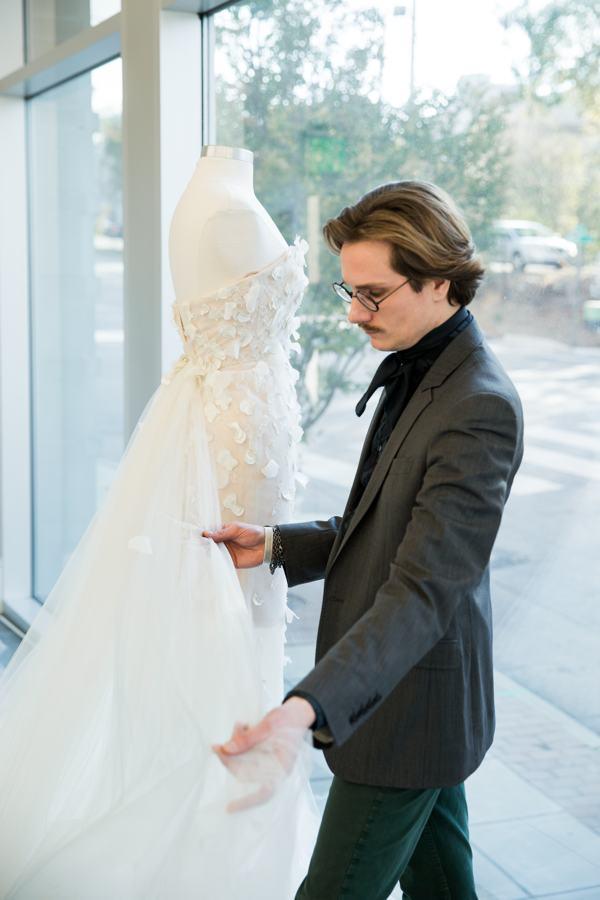 Wedding Dress Designer Spotlight Austin Scarlett Atelier