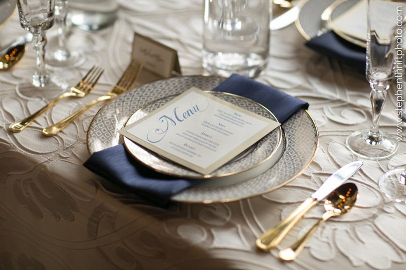 gold-and-navy-blue-wedding