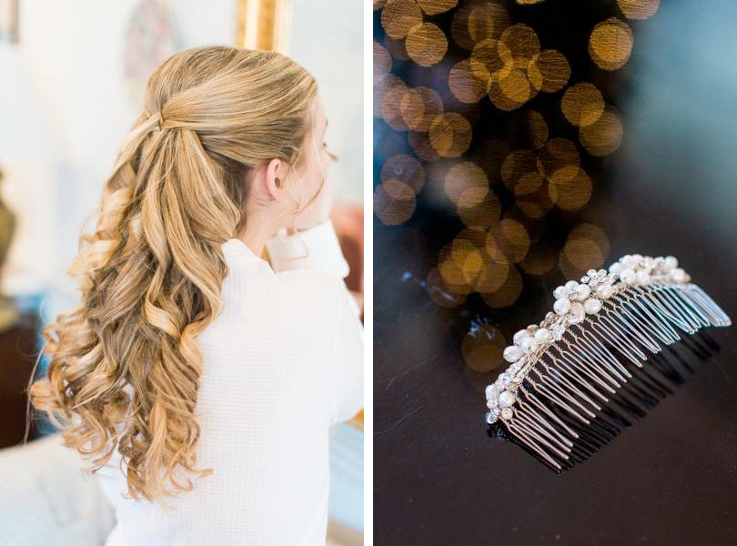 bride-with-long-curls