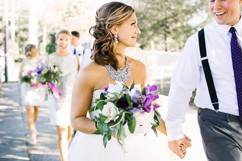 Downtown Raleigh weddings