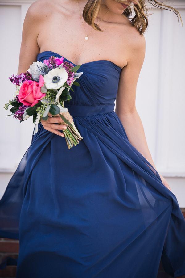 navy-blue-bridesmaid-dress