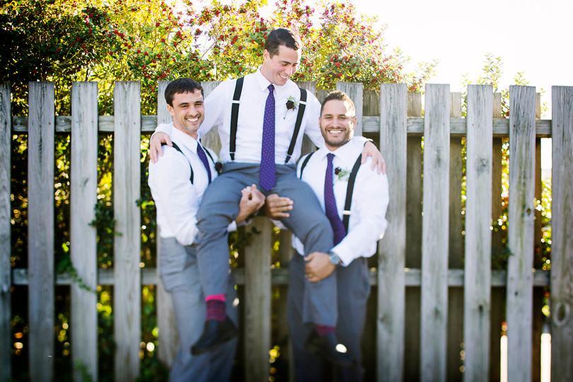 Raleigh groom