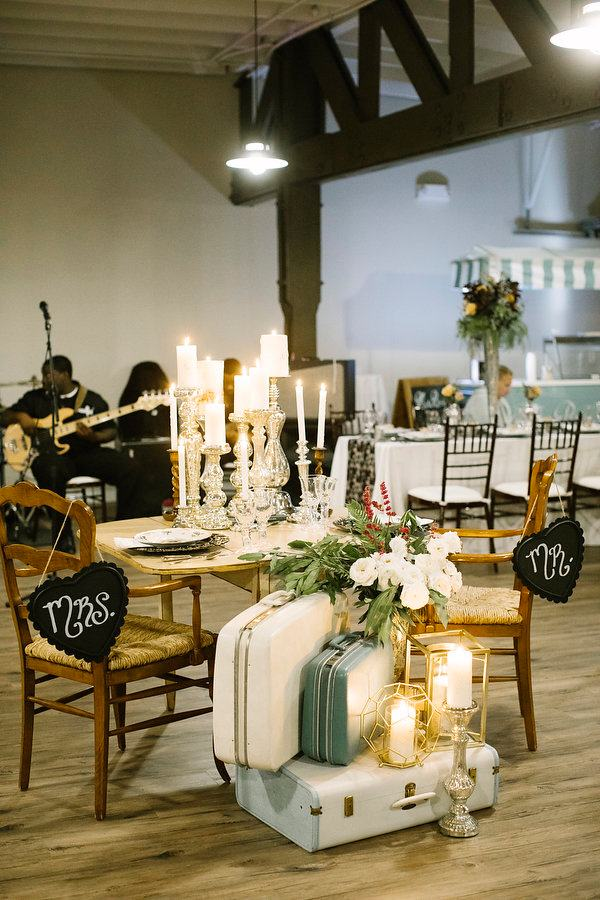 Sweetheart table inspiration