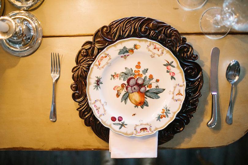 best wedding china