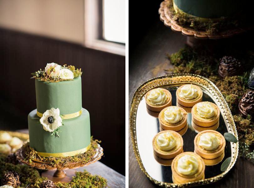 woodland-wedding-cake