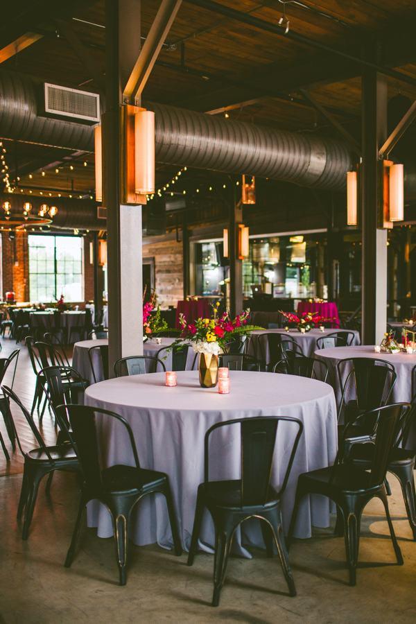 Durham Rickhouse wedding
