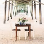Table for Two under Oceanic pier