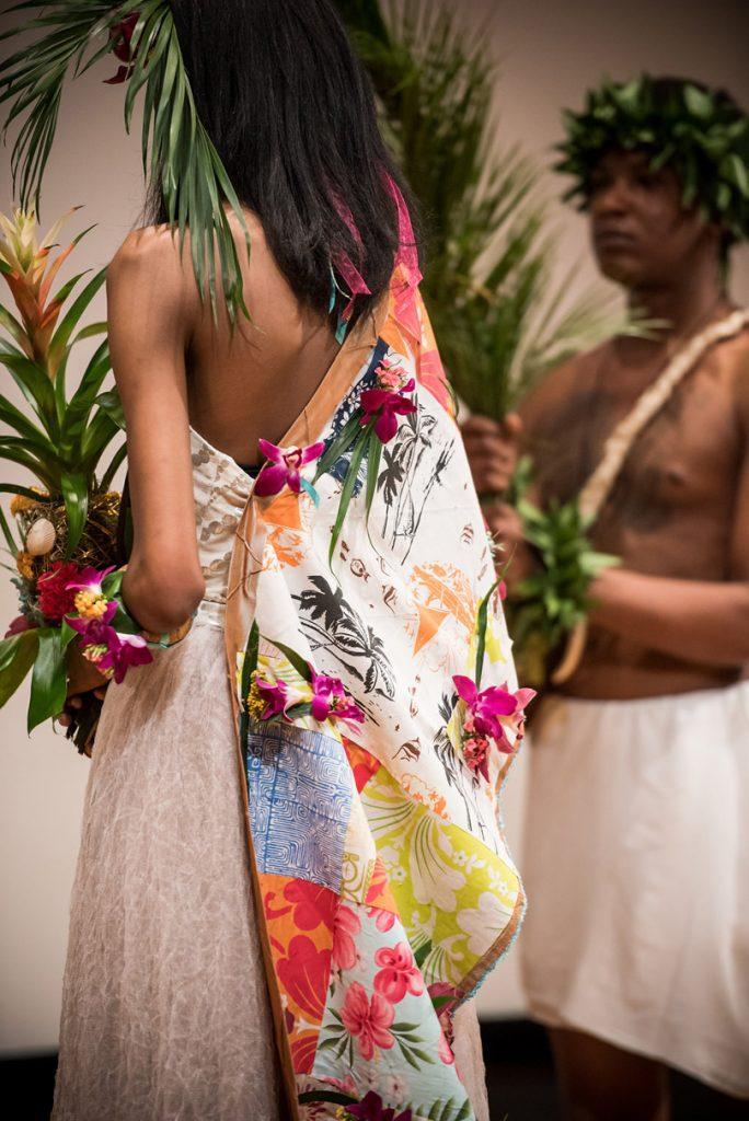 English Garden bride creation for Art in Bloom NCMA Couture Fashion Show f8 Photo Studios