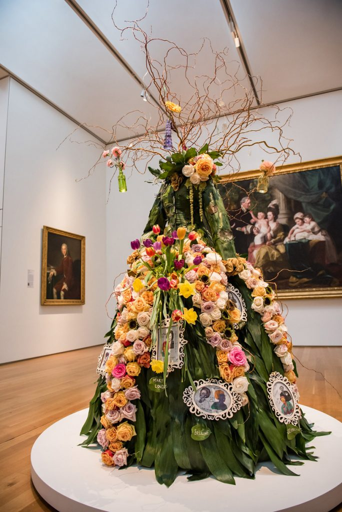 English Garden of Raleigh at Art in Bloom 2017 f8 Photo Studios