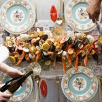 Summer Wedding Catering Trends Seafood boil by Donovans Dish Riley MacLean