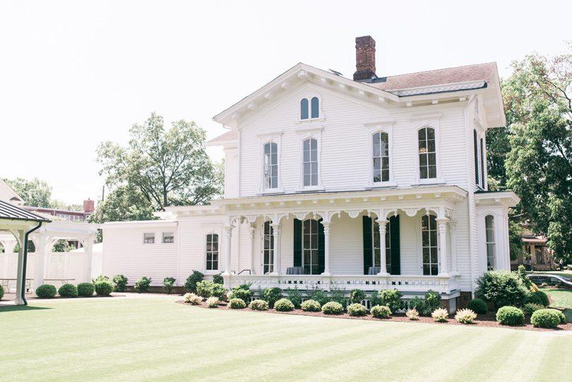Merrimon Wynne House Wedding Venue in NC Casey Rose