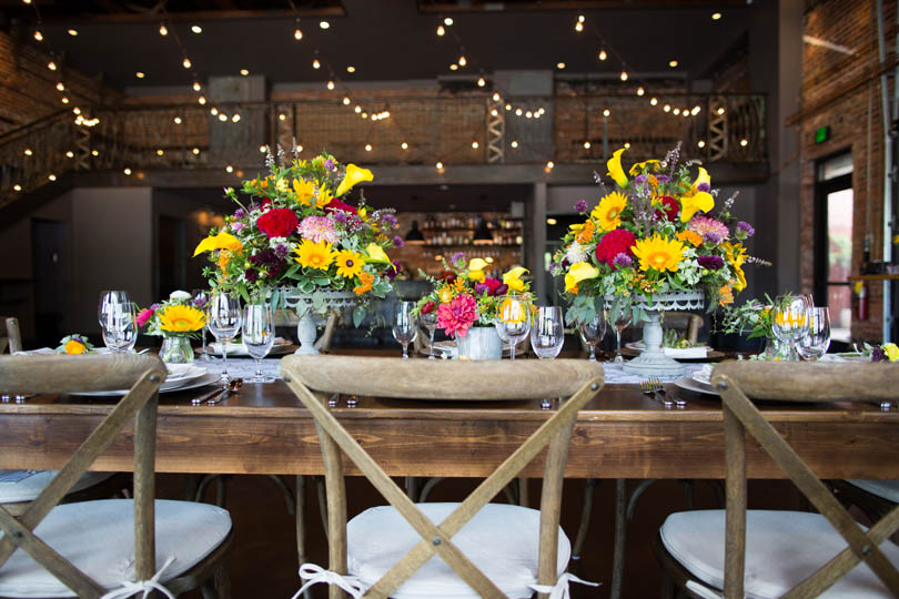 Local Wedding Trend at The Cookery by Ninth Street Robin Lin