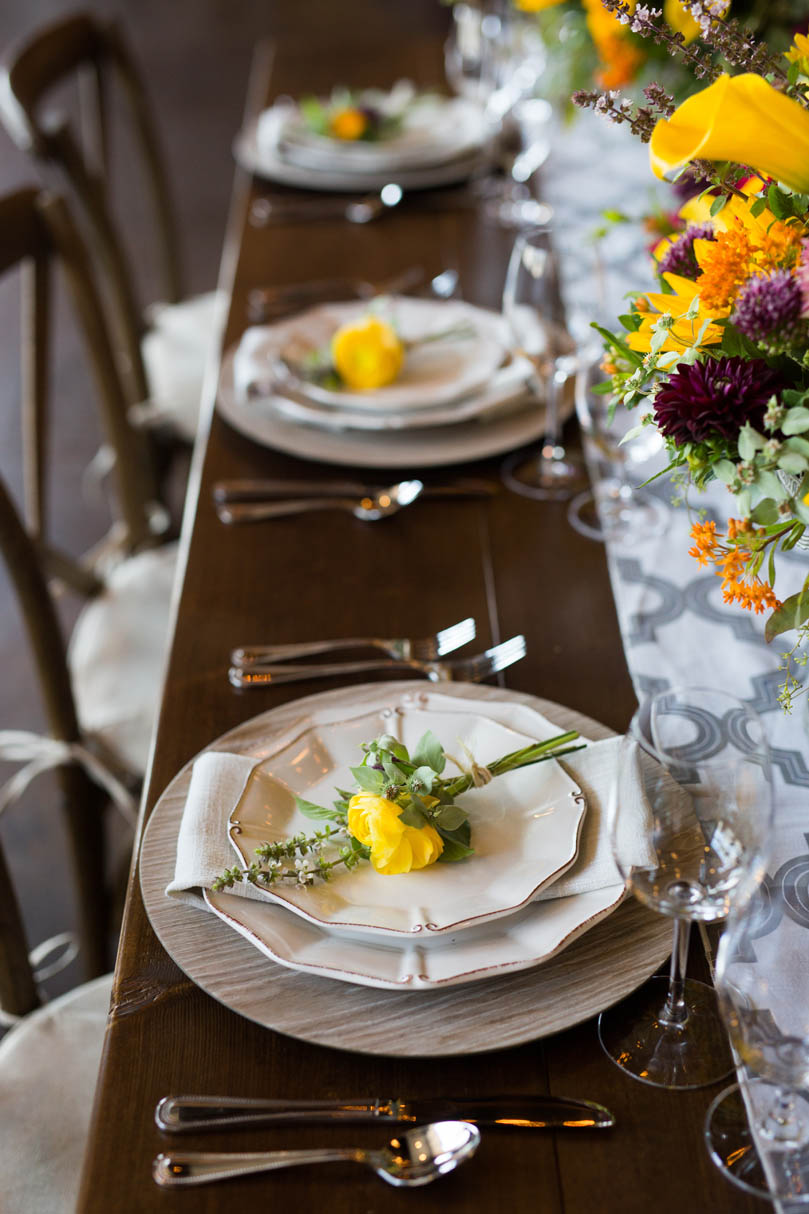 Summer Tablescape Inspo by Ninth Street at The Cookery by Robin Lin