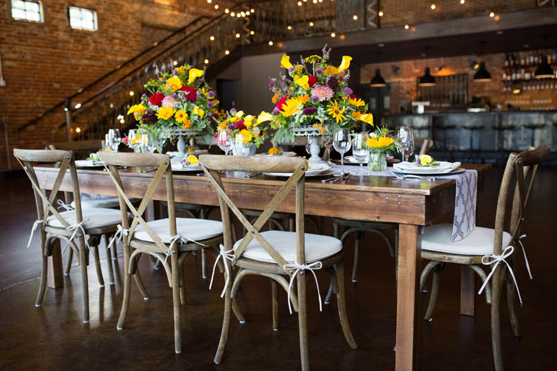 Wedding Inspo at The Cookery by Ninth Street by Robin Lin