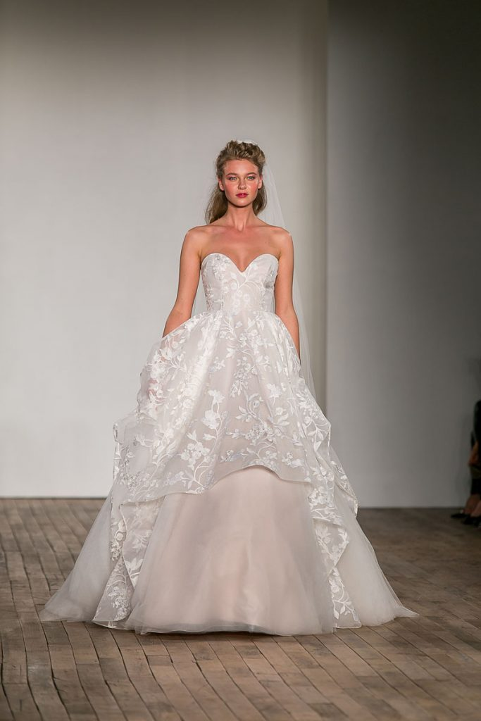 Top 10 Most Romantic Wedding Dresses From 2018 Ny Bridal Market