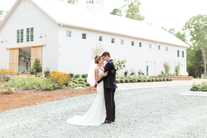 Nc Wedding Venue in Chapel Hill at Barn of Chapel Hill, Cor Photography