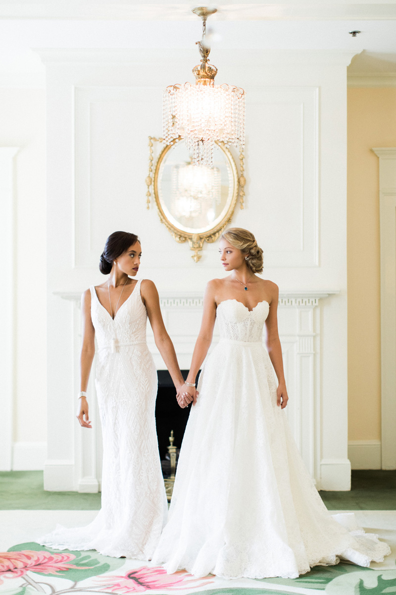 Wedding Fashion Editorial From The Best Bridal Shops In Nc Sb G Mag