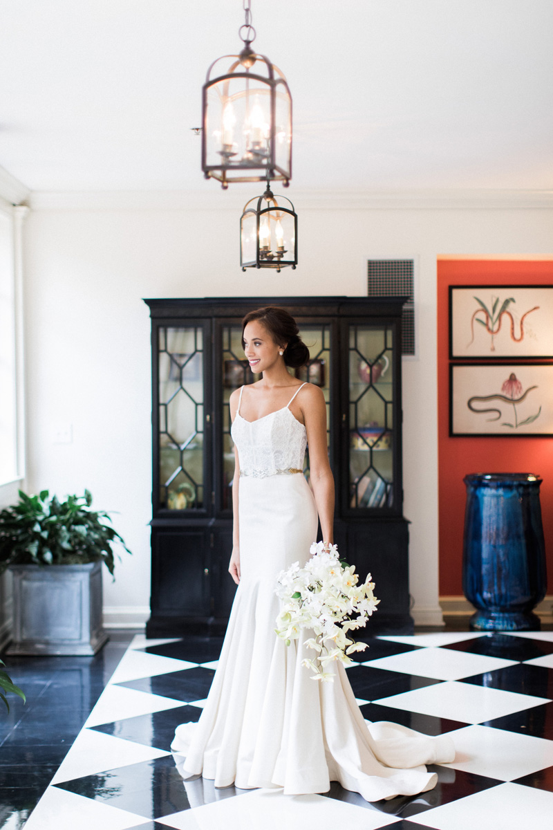 Tara-LaTour-Dress-from-Gilded-Bridal-Photographed-at-The-Carolina-inn-for-Southern-Bride-Groom-Magazine-by-Bronwyn-Duffield