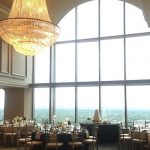 Beautiful View of Raleigh at the top of The City Club