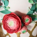 Cupcake Shoppe Raleigh wedding cake details by f8 Photo Studios