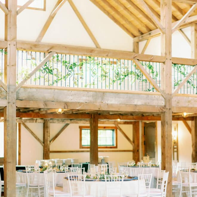 Indoor Event Space Lavender Oaks Farm of Chapel Hill Heart of NC Weddings Magazine ABPhoto