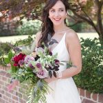 Bella Trio Styles Wedding Hair in Makeup in Durham nc