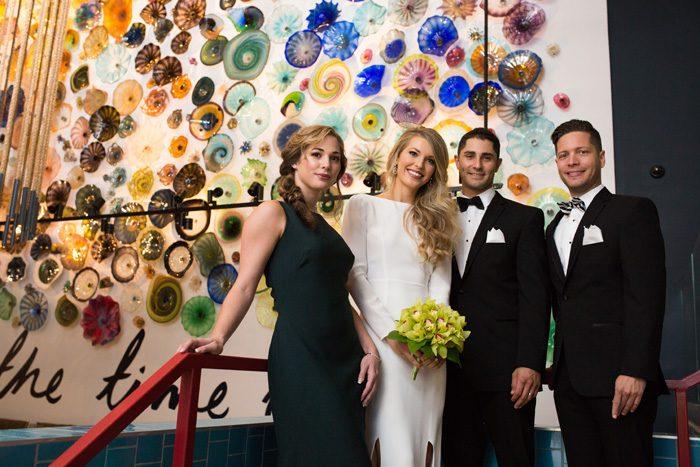 Beautiful Unique Wedding Venue in Raleigh Vidrio
