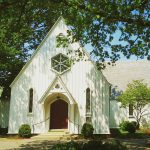 Historic Chapel In Raleigh NC, Saint Marys Chapel