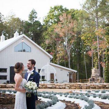 Lavender Farm in Chapel Hill Wedding Venue
