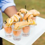 Grilled Cheese and Tomato Soup Wedding Catering by Catering Works