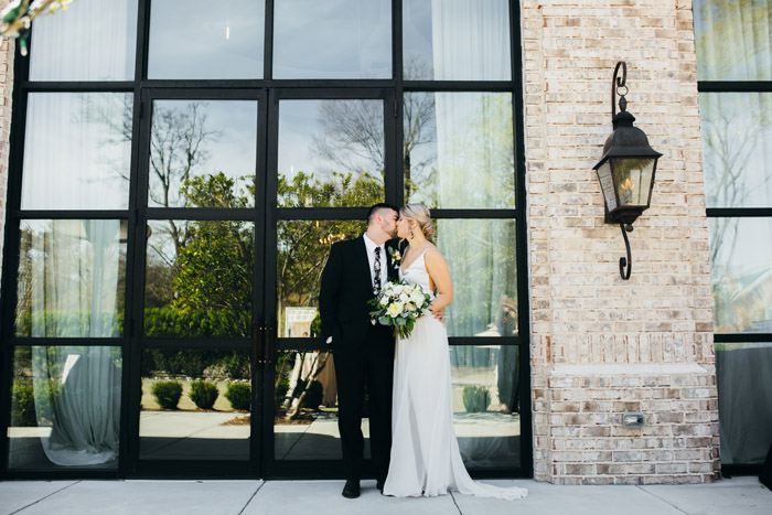 Bride and Groom Wedding Photography at Wrightsville Manor by Sarah Dambra Photography3