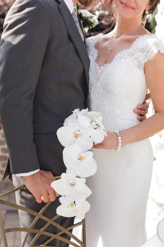 Luxury Wedding With Classic Style By Raleigh Wedding Florist