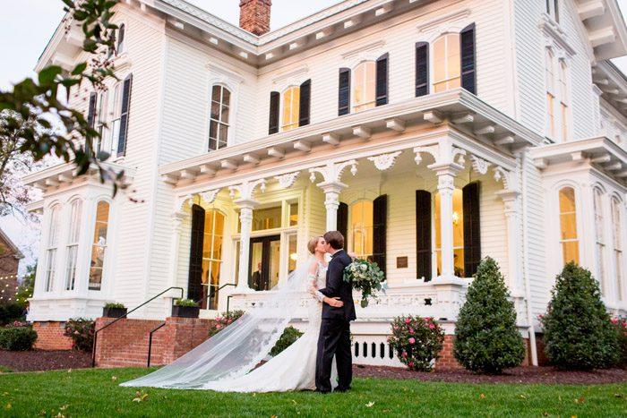 Southern-Plantation-Home-Raleigh-Wedding-Venue-Merrimon-Wynne-House-Krista-Joy-Photography