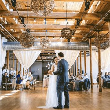 Durham Wedding Venue the Cotton Room
