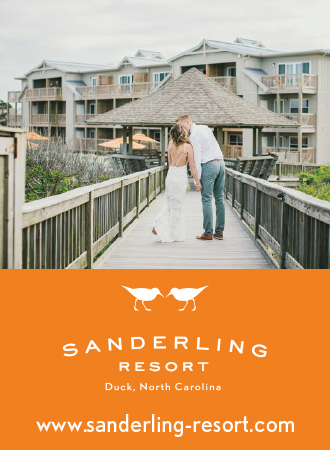 Sanderling Resort Southern Destination wedding venue in Outer Banks NC