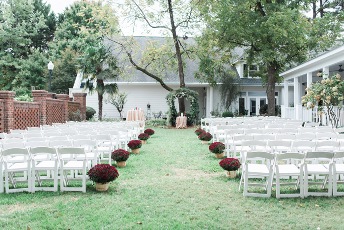 Diy Fall Wedding At A Sweet Historic Venue Southern Bride Groom