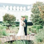 Magical NC Wedding Venue near Raleigh Hall and Gardens at Landmark Romantic French Estate Java Rose