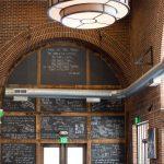 Chalk Wall at Jimmy V's in Raleigh Heba Salama Photography