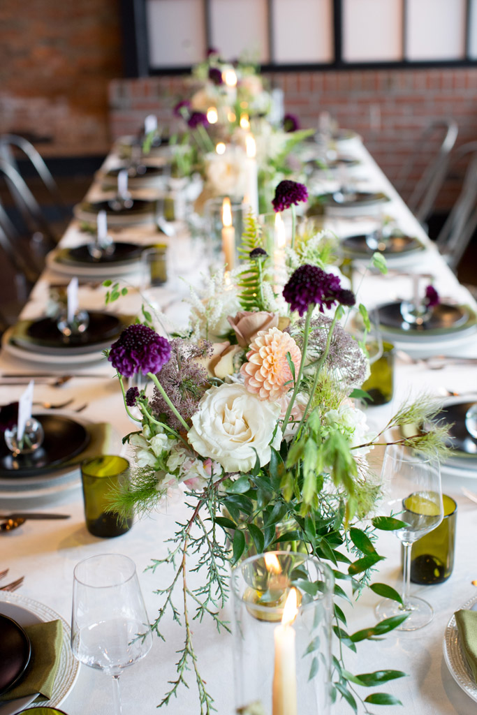 Raleigh Nc Wedding Florist Eclectic Sage