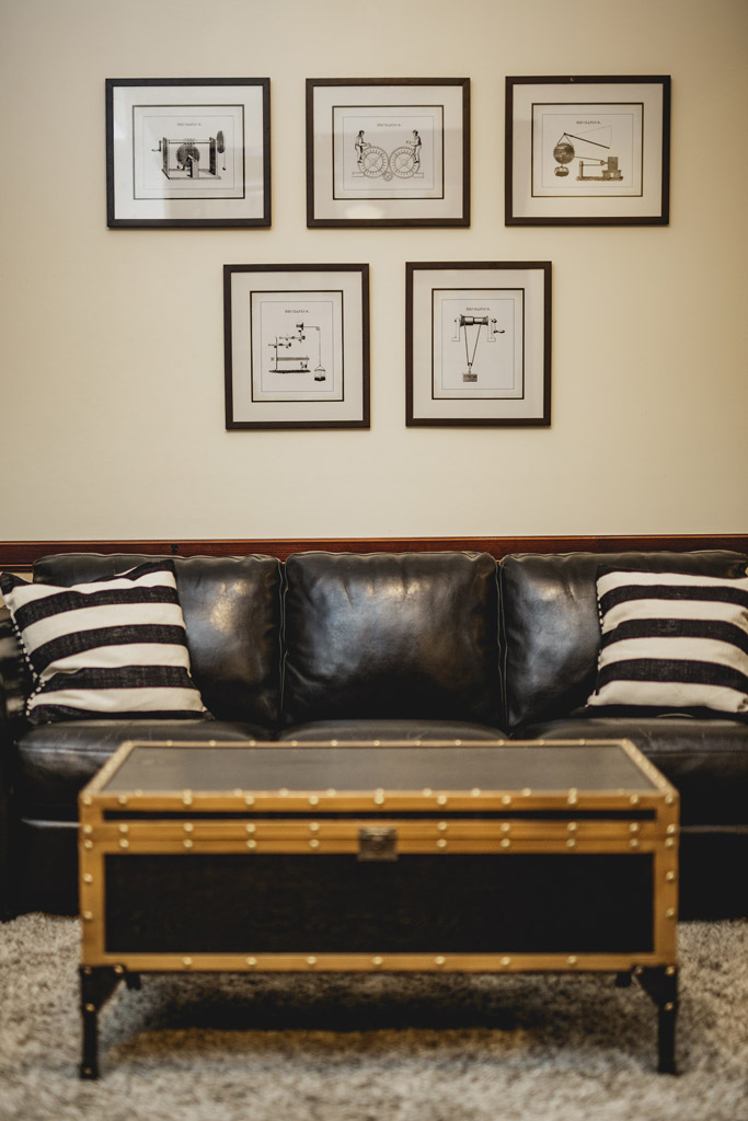 New Luxury Groom Suite at The Stockroom in Raleigh NC